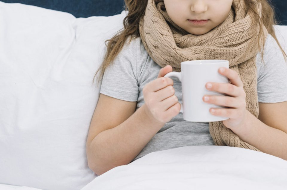 Mein Kind ist erkältet. Was tun?
